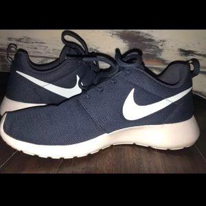 Blue Nike Shoe Women's